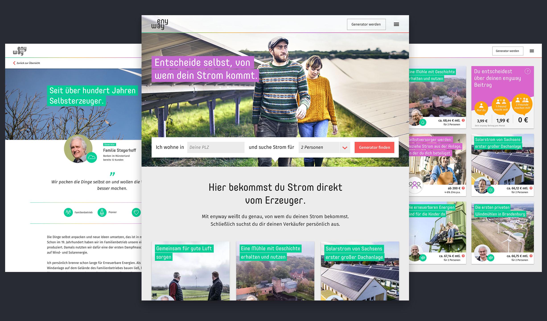 EW-plattform-website